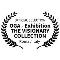 OFFICIAL SELECTION - OGA - Exhibition THE VISIONARY COLLECTION - Roma  Italy .jpg