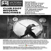 Moving Silently - Victoria Theatre, San Francisco // USA