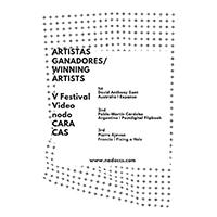 V Festival Video nodoCCS - Winning 3rd award - Barcelona // Spain