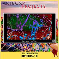 2020, Artbox.Project Barcelona 1.0 - Barcelona : Spain